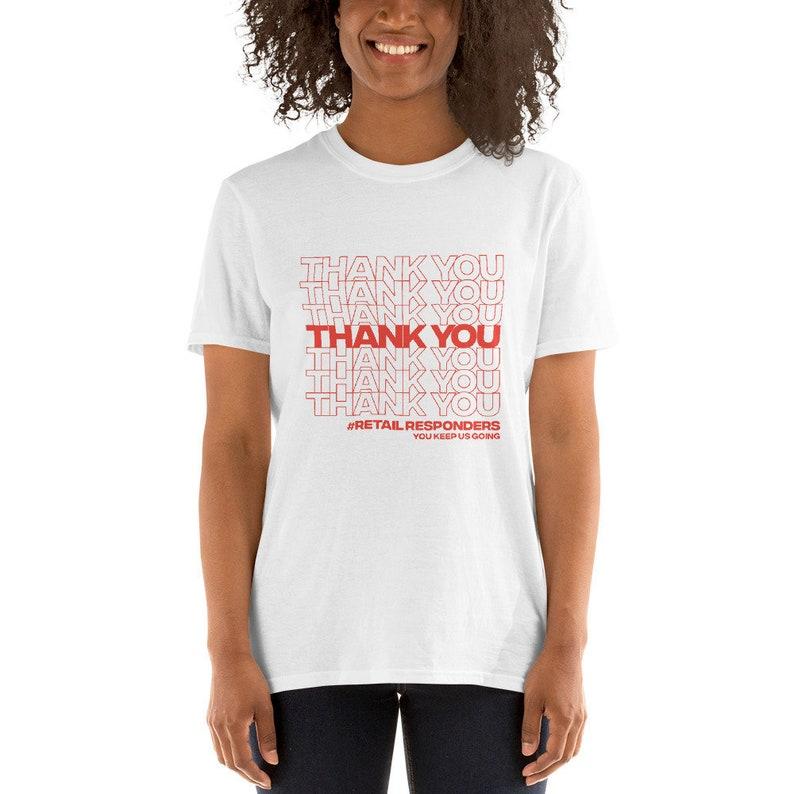 Retail Responders Short-Sleeve Unisex T-Shirt image 0
