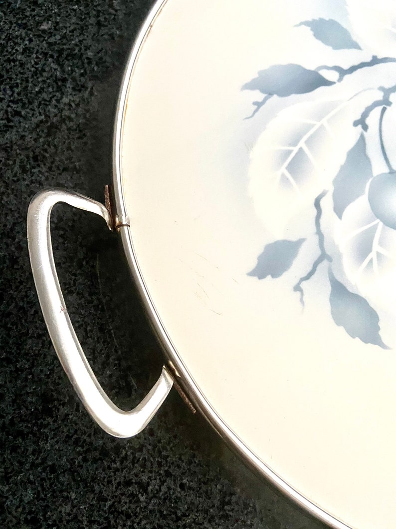 marked Vintage tray Porcelain