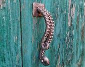 Forged Octopus Door Handle