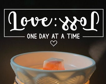 Homemade Soy Wax Melts - Choose a Scent - 6pk - Love & Loss