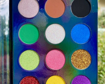 What's Your Sign? - 12 Shade Eyeshadow Palette - BLR Exclusive
