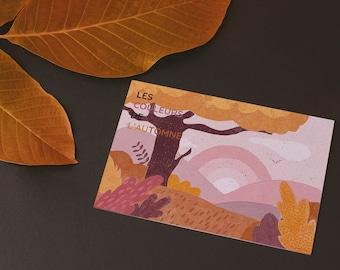 POSTCARD 04 : Autumn colors