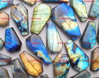 Weight 176Cts Jewellery Making Stones 100/% Natural Mix Shape Labradorite Loose Gemstone Lot 4 Pcs Lot Multi Flashy Labradorite Cabochon
