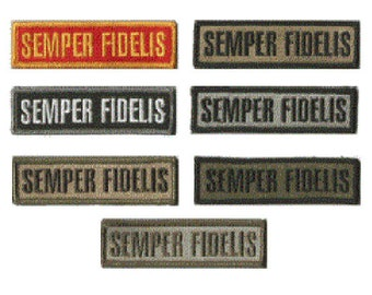 "Pack BuckUp Tactical Morale Patch Hook Florida Tallahassee State Patch 3x2/"" 6"