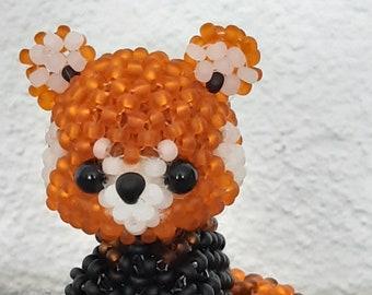 Kleiner Panda - PDF Anleitung