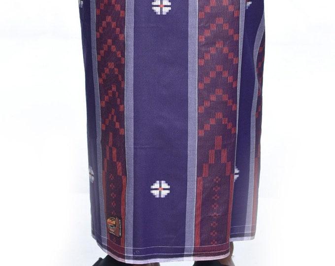 Sarong Atlas Premium Songket Purple