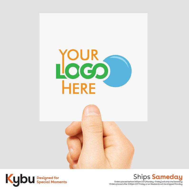 High Resolution waterproof Custom Labels, Bulk Custom Stickers We print your own design 2 Custom Stickers Square