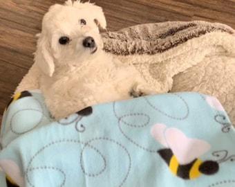 Fleece blankets 2