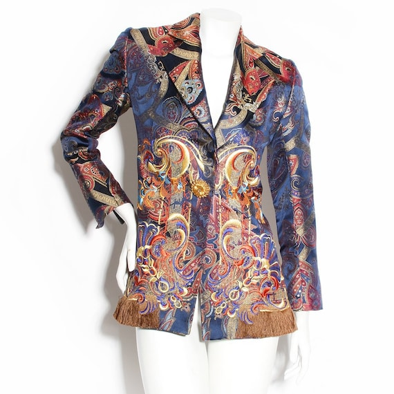 Christian Dior Brocade Jacket by Gianfranco Ferre