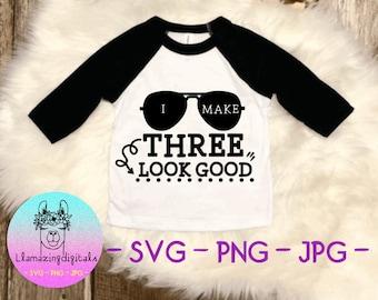 Birthday Boy or Girl Vector File Threenado SVG Funny 3rd Birthday Cuttable File Shirt Sublimation Design Third Birthday svg