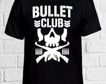 New Young Bucks Wrestling Tag Team Logo Men/'s Black T-Shirt Size S-3XL