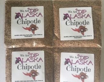 4 pack Chipotle Dip
