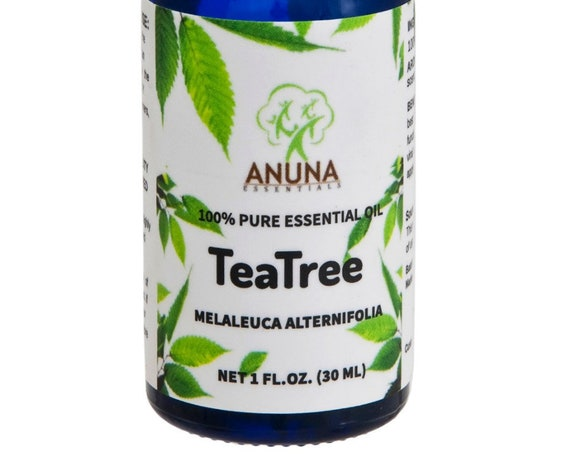Anuna Tea Tree Essential Oil - 100% Pure, Natural and Undiluted, 30 ml (1 oz)