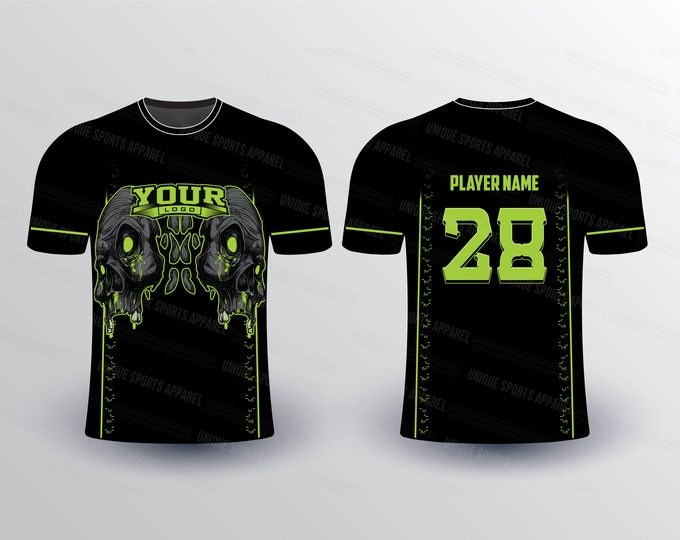 Dark Knight Sports Jersey Mockup