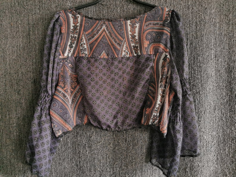 Freaky patterned shirt