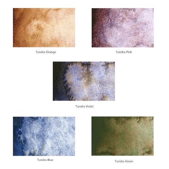 Schmincke Horadam Super Granulating New 10 Color Set Forest   Etsy