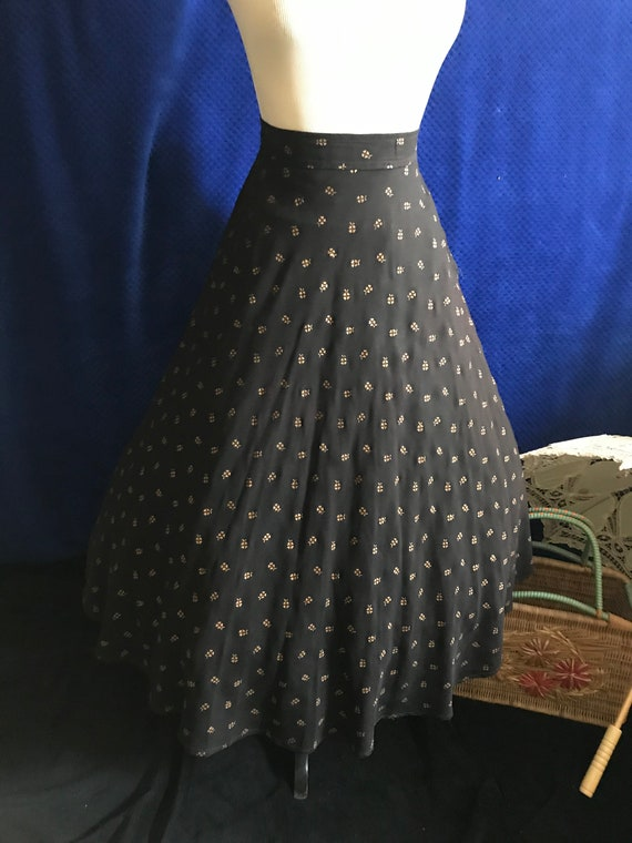 Vintage skirt 40s 50s style