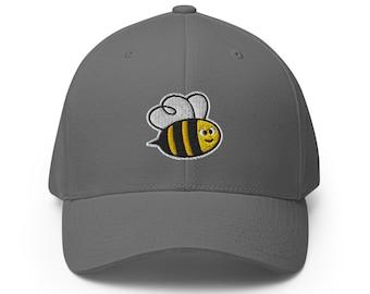 Cute Bee Flexfit Hat