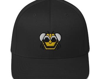 Baby Bee Flexfit Structured Twill Cap