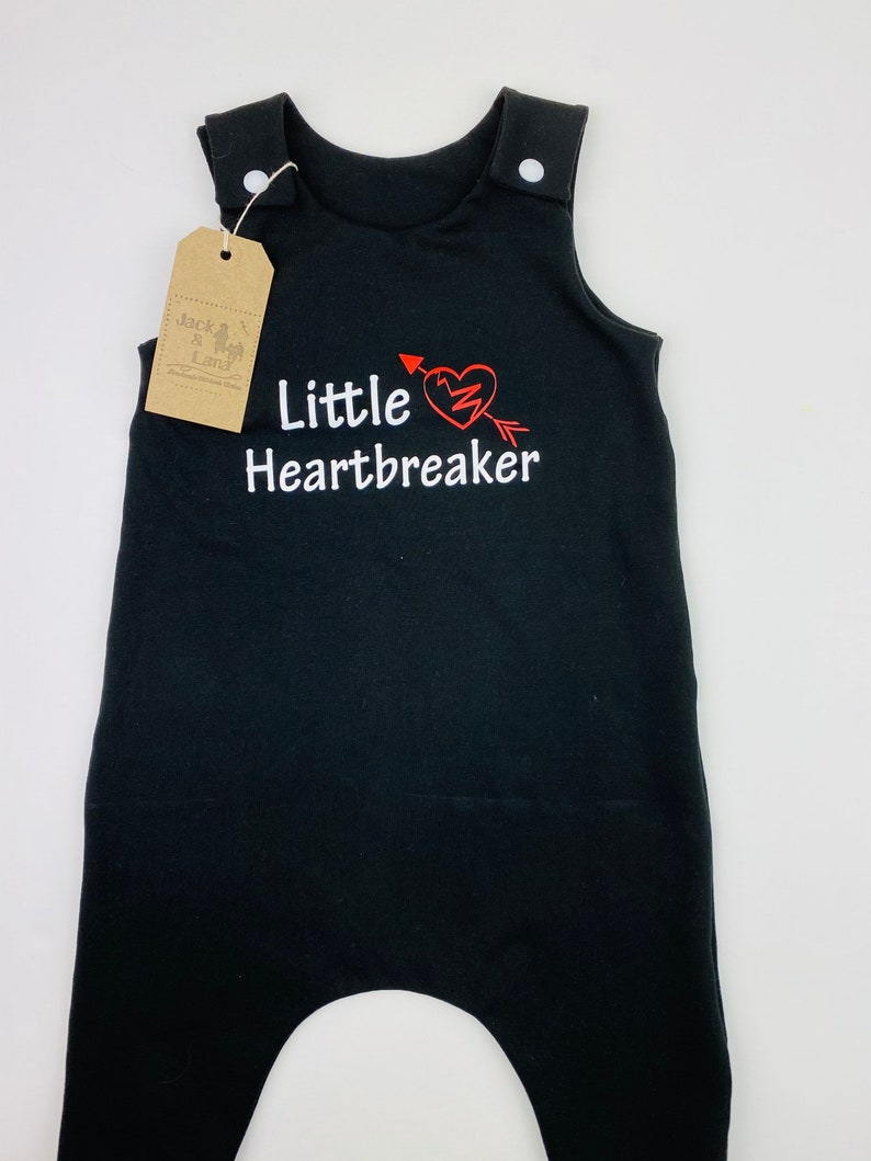 Heart Breaker Romper