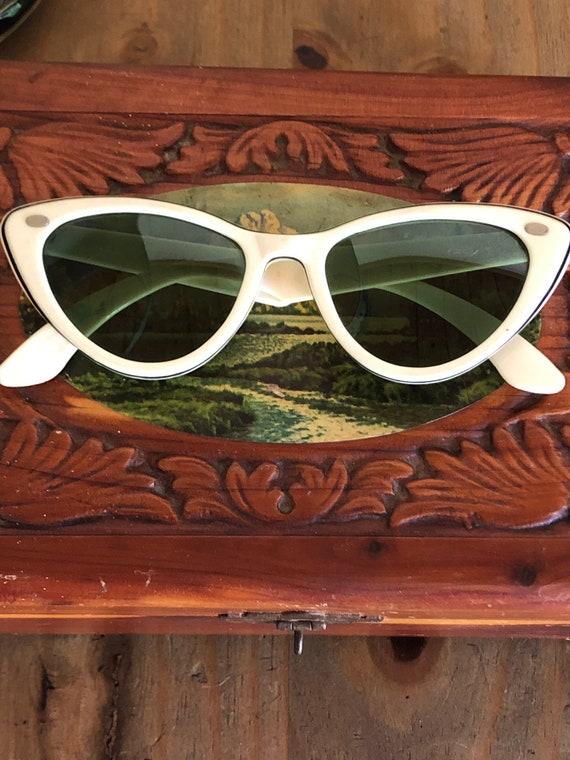 Vintage 50's CatEye Sunglasses