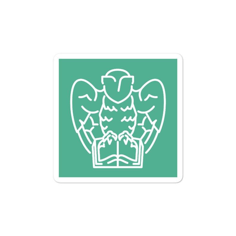 Bubble-free CHIRB sticker image 0