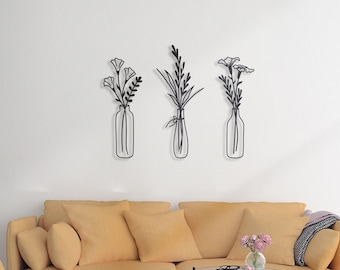 Metal Wall Decor Etsy