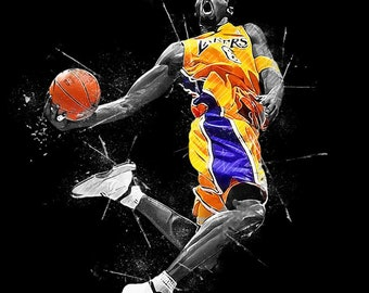 View Kobe Bryant Poster Dunk Wallpapers