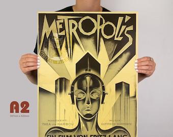 Metropolis Metal Movie Poster