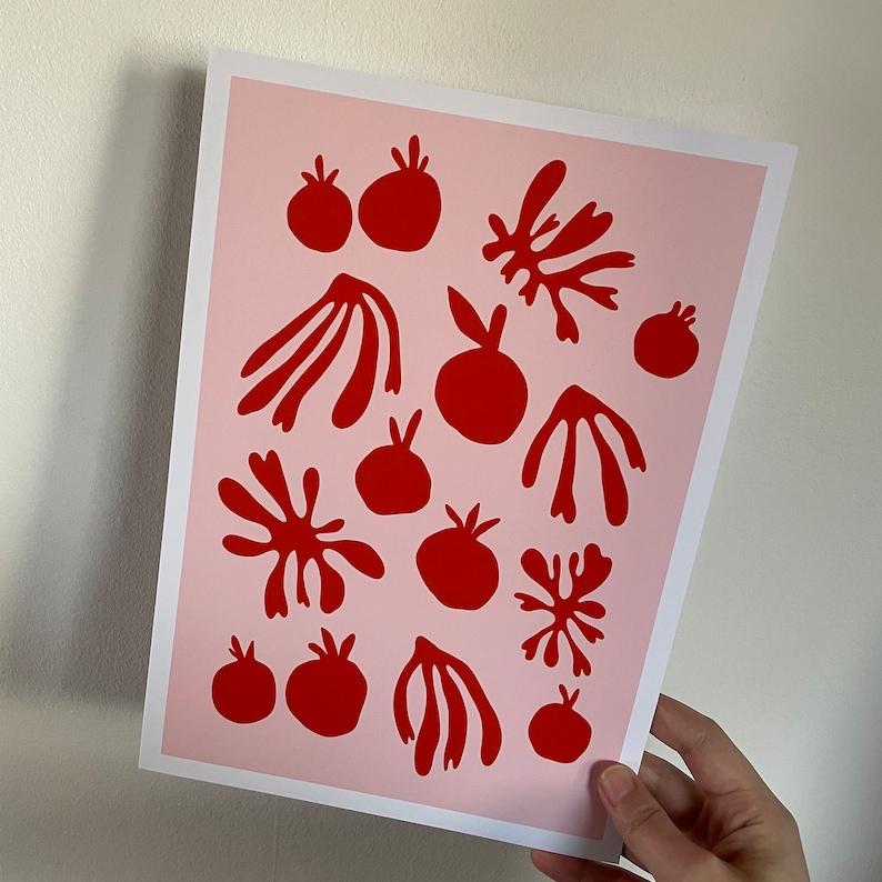 Matisse Cut Out A4