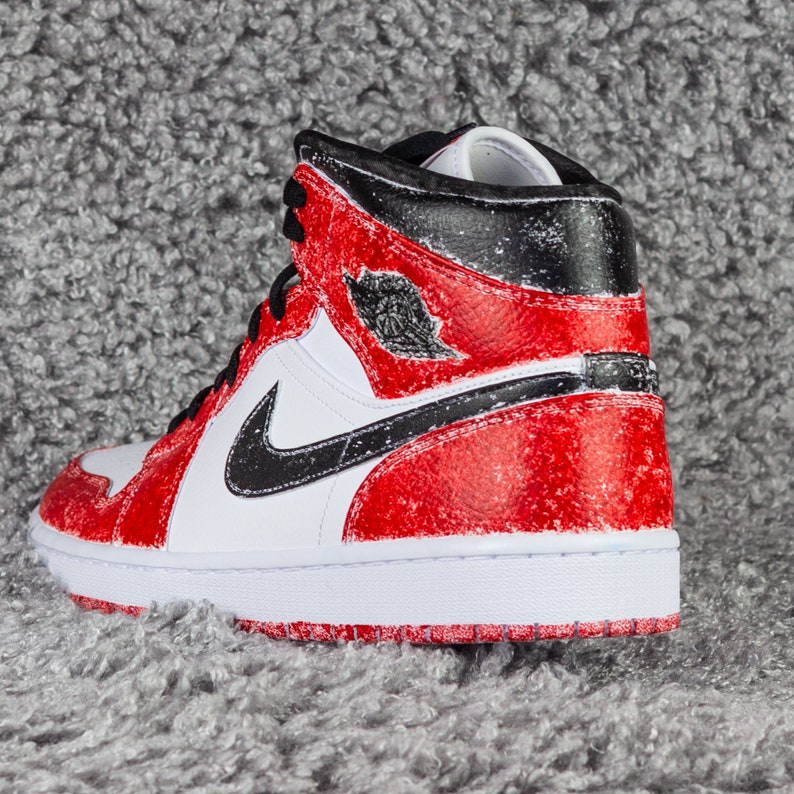 Nike Air Jordan 1 Custom 'Chicago' Original Mid dUP0i23P
