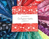 Calypso Batik Charm Pack