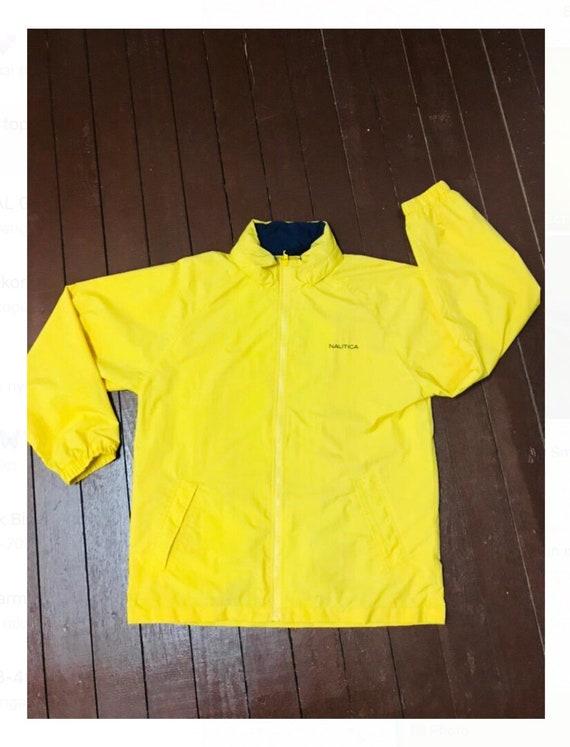 Vintage 90's Nautica Jacket Large Size
