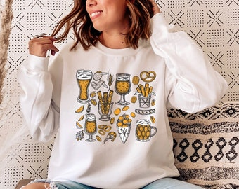 Prost Shirt, Funny Oktoberfest Shirt For Men Women, Oktoberfest 2021 Shirt, Beer Lover Shirt, German Beer Drinking Shirt, Wurstfest Outfit