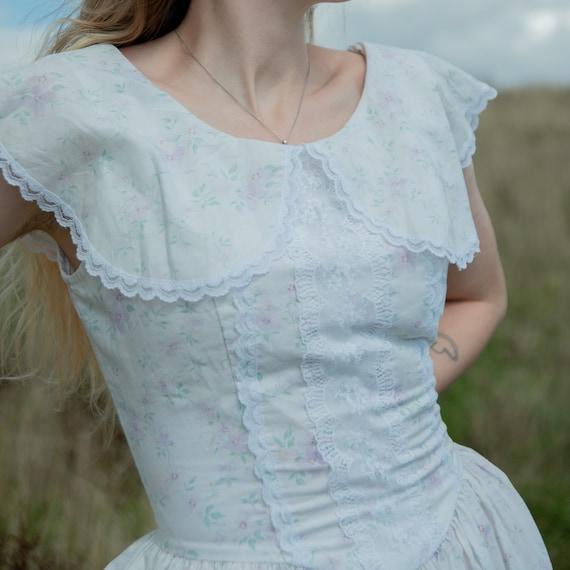 Gunne sax dress by Jessica McClintock - image 8