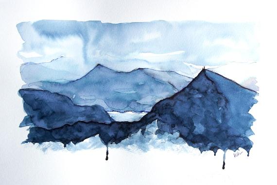 Blue Blencathra