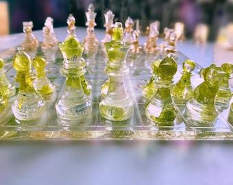 Custom Chess Set