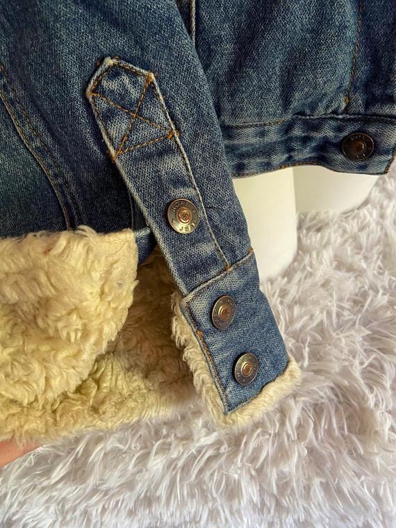 Y2K Roxy Denim Jacket - image 2