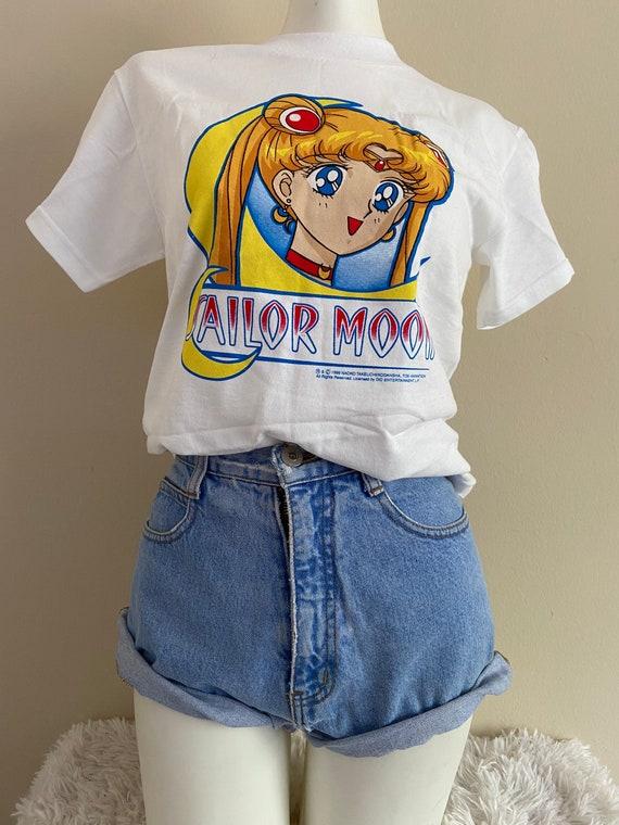 Vintage 90s Sailor Moon T-Shirt - image 6