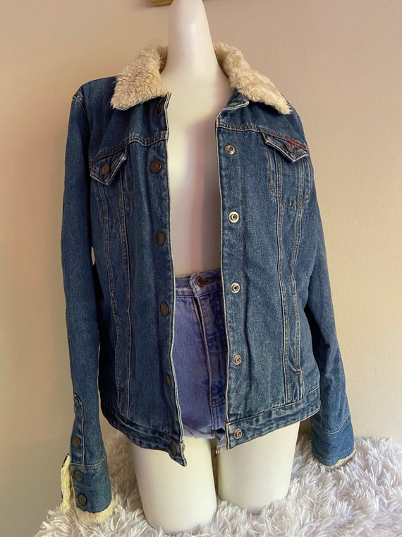Y2K Roxy Denim Jacket - image 4