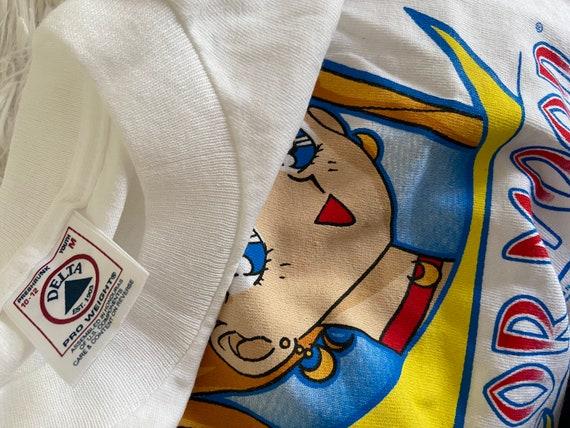Vintage 90s Sailor Moon T-Shirt - image 5