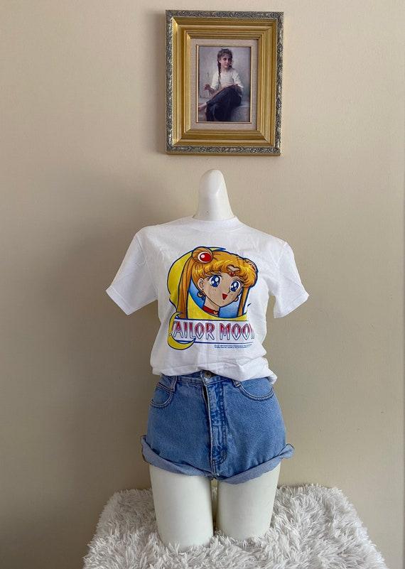 Vintage 90s Sailor Moon T-Shirt