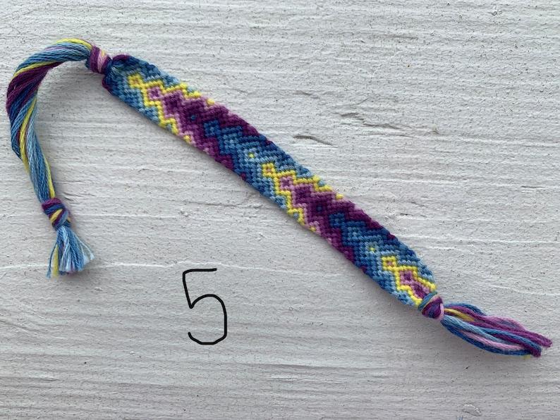 Handmade String Bracelet