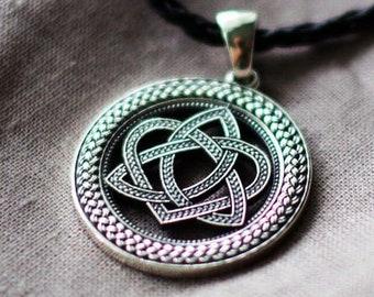 Sterling Silver Celtic Jewelry Chandelier Drop Finding  Celt065