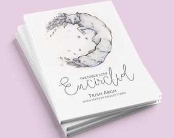 Encircled - Inktober Art Zine