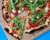 Organic Flour Starter Sourdough Pizza Kit