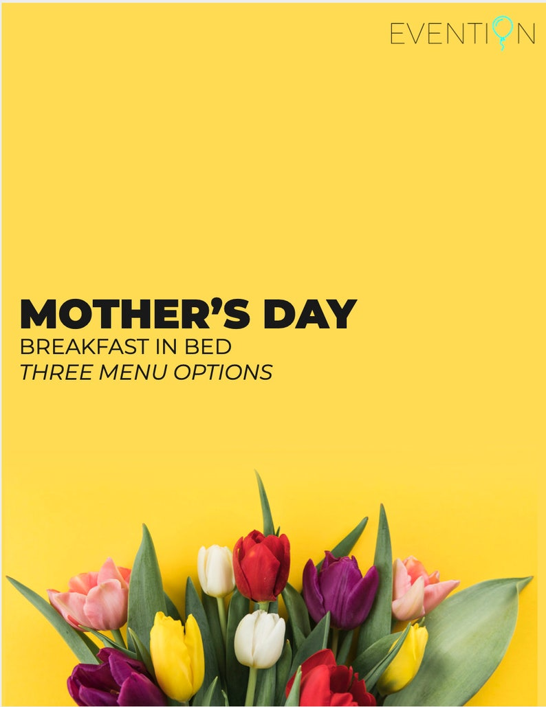 Mother's Day Breakfast in Bed  Home Cooking Kit image 0