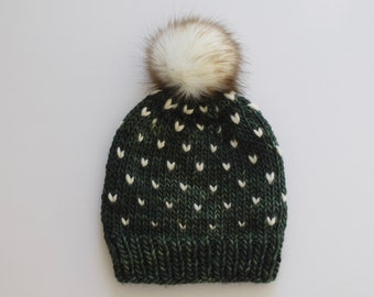Merino Wool Toque