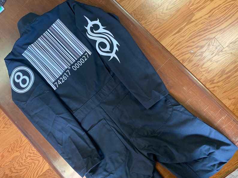 Slipknot Replica Maggot Suit Jumpsuit Custom Made You pick VbKUEbEv