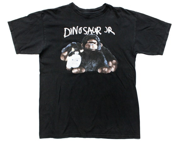 rare DINOSAUR JR Mishka T-Shirt L | Tour Band Soni